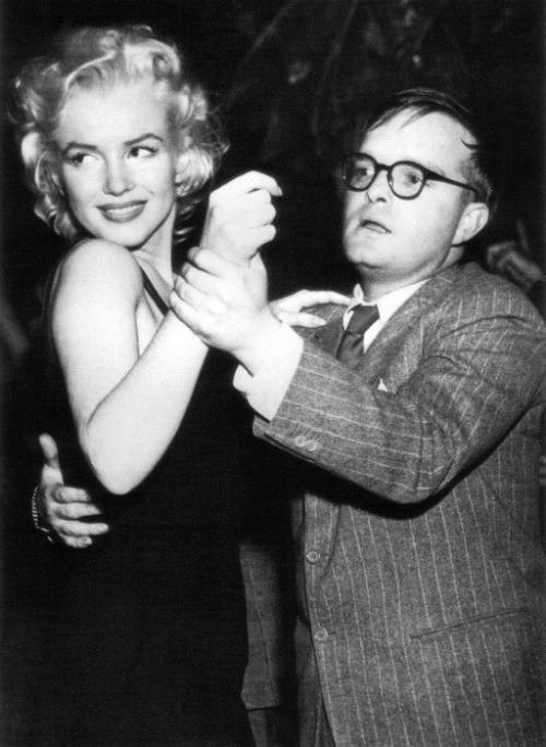 Marilyn & Capote